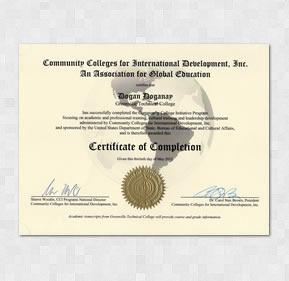 Community College for International Development