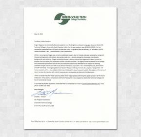 Lissette Landa Trainor - Recommendation Letter