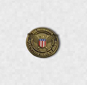 The President's Volunteer Service Award Batch